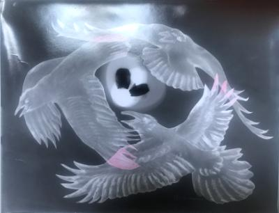 Murmuring Raven Series #3